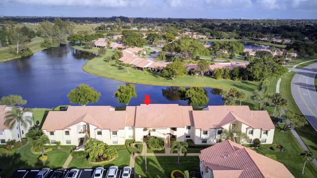 5811 Parkwalk Drive, Boynton Beach, FL 33472 (#RX-10598894) :: Ryan Jennings Group