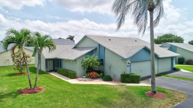 9114 SW 20th A Street A, Boca Raton, FL 33428 (MLS #RX-10600624) :: The Paiz Group