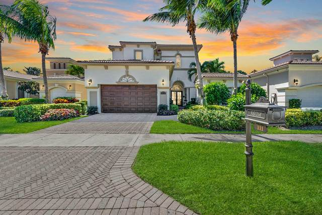 111 Viera Drive, Palm Beach Gardens, FL 33418 (#RX-10602788) :: Signature International Real Estate