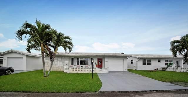 2086 SW 13th Terrace, Boynton Beach, FL 33426 (#RX-10603814) :: Ryan Jennings Group