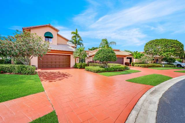 6522 Via Rosa, Boca Raton, FL 33433 (#RX-10612704) :: Ryan Jennings Group