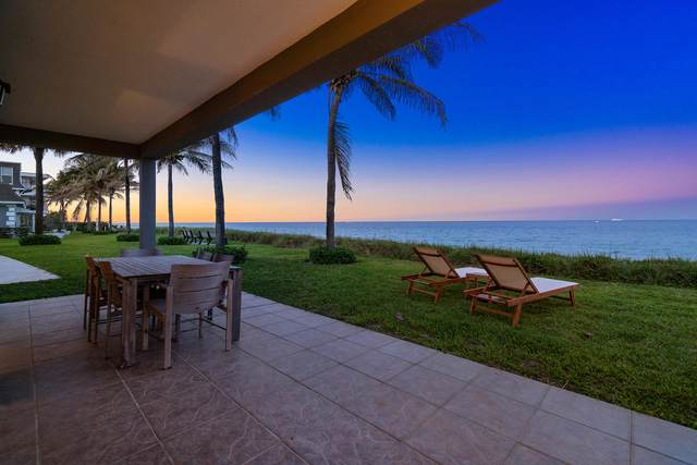 1194 Hillsboro Mile #19, Hillsboro Beach, FL 33062 (#RX-10617091) :: Ryan Jennings Group