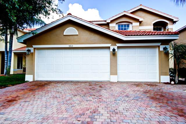 5013 Cobalt Court, Greenacres, FL 33463 (#RX-10622823) :: Ryan Jennings Group