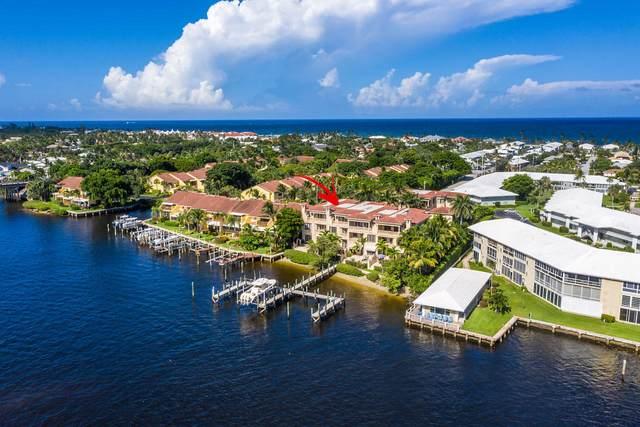 5604 N Ocean Boulevard, Ocean Ridge, FL 33435 (#RX-10640088) :: Posh Properties
