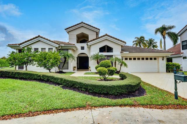 6455 NW 31st Terrace, Boca Raton, FL 33496 (MLS #RX-10640547) :: Laurie Finkelstein Reader Team