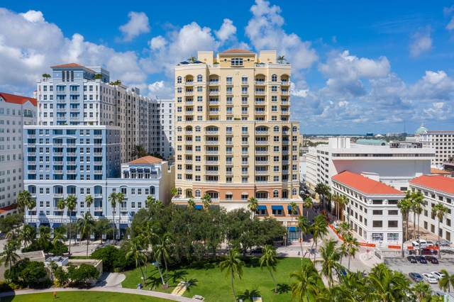 201 S Narcissus Avenue #606, West Palm Beach, FL 33401 (#RX-10649808) :: Posh Properties