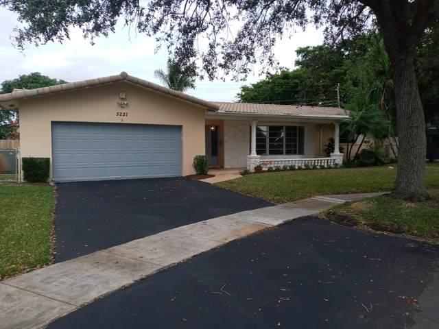 5221 SW 8th Street, Plantation, FL 33317 (MLS #RX-10655020) :: Berkshire Hathaway HomeServices EWM Realty