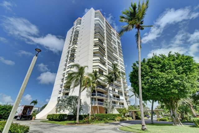 2400 Presidential Way #404, West Palm Beach, FL 33401 (#RX-10661658) :: The Rizzuto Woodman Team