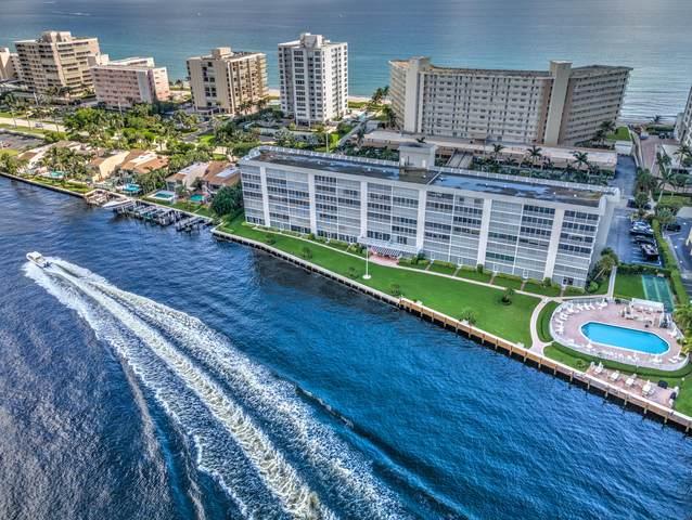 3100 S Ocean Boulevard #506, Highland Beach, FL 33487 (#RX-10662767) :: The Power of 2 Group | Century 21 Tenace Realty