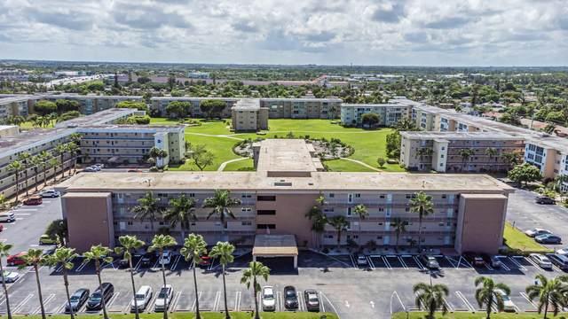 2615 NE 1st Court #407, Boynton Beach, FL 33435 (#RX-10665291) :: Treasure Property Group