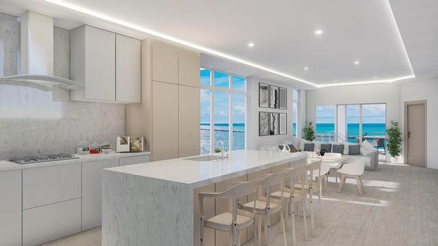 206 Inlet Way 1E, Palm Beach Shores, FL 33404 (#RX-10667853) :: Signature International Real Estate