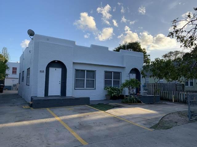 618 32nd Street, West Palm Beach, FL 33407 (#RX-10668593) :: Posh Properties