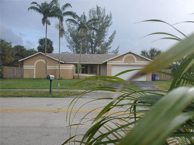 7648 NW 21st Street, Margate, FL 33063 (MLS #RX-10680082) :: THE BANNON GROUP at RE/MAX CONSULTANTS REALTY I