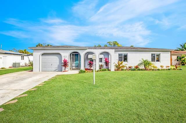 22170 Aquila Street, Boca Raton, FL 33428 (MLS #RX-10680488) :: Berkshire Hathaway HomeServices EWM Realty