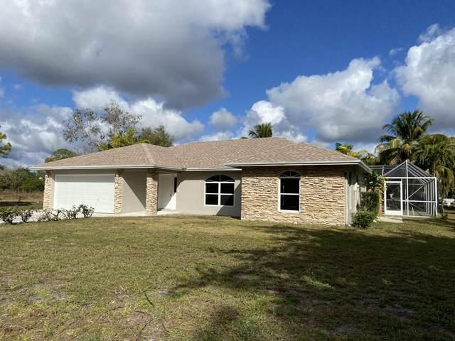 15239 86th Road N, Loxahatchee, FL 33470 (MLS #RX-10686677) :: Miami Villa Group