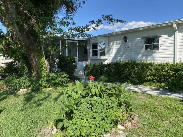 7930 SE 96th Trail, Okeechobee, FL 34974 (#RX-10695010) :: Posh Properties