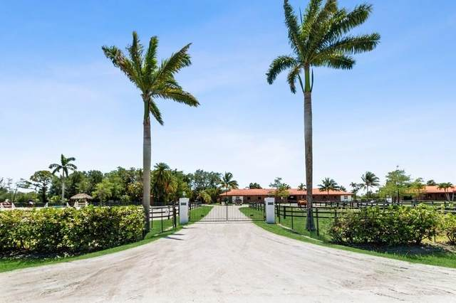 12750 Indian Mound Road, Wellington, FL 33449 (MLS #RX-10704111) :: The Jack Coden Group