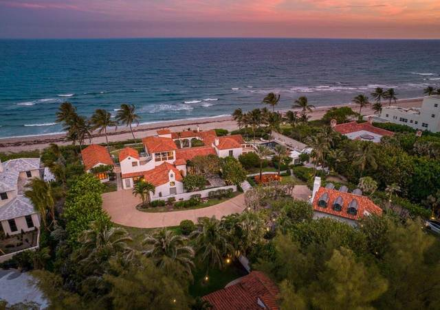 2817 N Ocean Boulevard, Gulf Stream, FL 33483 (#RX-10711437) :: Posh Properties