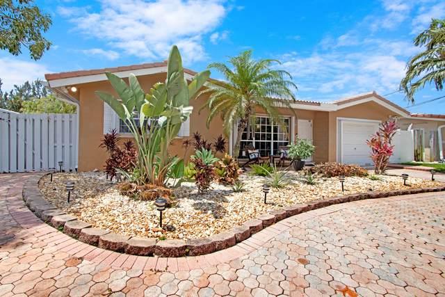2534 SE 14th Street, Pompano Beach, FL 33062 (#RX-10717005) :: Michael Kaufman Real Estate
