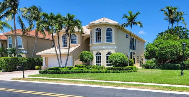 736 Sandy Point Lane, North Palm Beach, FL 33410 (#RX-10719868) :: Michael Kaufman Real Estate