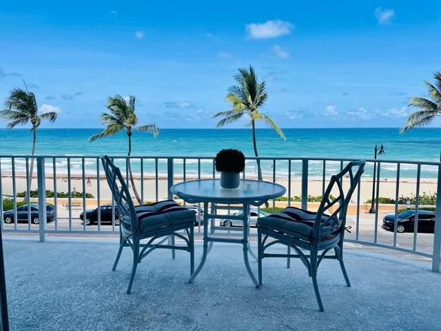 100 Worth Avenue #410, Palm Beach, FL 33480 (#RX-10722607) :: Michael Kaufman Real Estate
