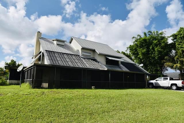 1477 SW Gilroy Road, Port Saint Lucie, FL 34983 (MLS #RX-10726945) :: Berkshire Hathaway HomeServices EWM Realty