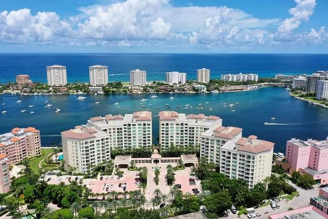 450 SE 5th 402 Avenue #402, Boca Raton, FL 33432 (#RX-10726980) :: Heather Towe | Keller Williams Jupiter