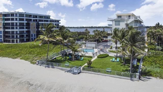 3030 S Ocean Boulevard #105, Palm Beach, FL 33480 (MLS #RX-10731431) :: Berkshire Hathaway HomeServices EWM Realty