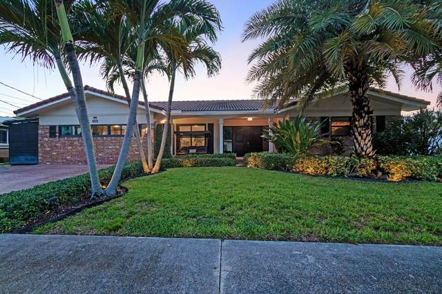 6331 NE 19th Terrace, Fort Lauderdale, FL 33308 (MLS #RX-10734246) :: Castelli Real Estate Services