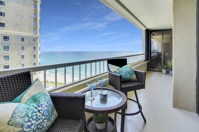 5280 N Ocean Drive 5C, Singer Island, FL 33404 (#RX-10738464) :: IvaniaHomes | Keller Williams Reserve Palm Beach