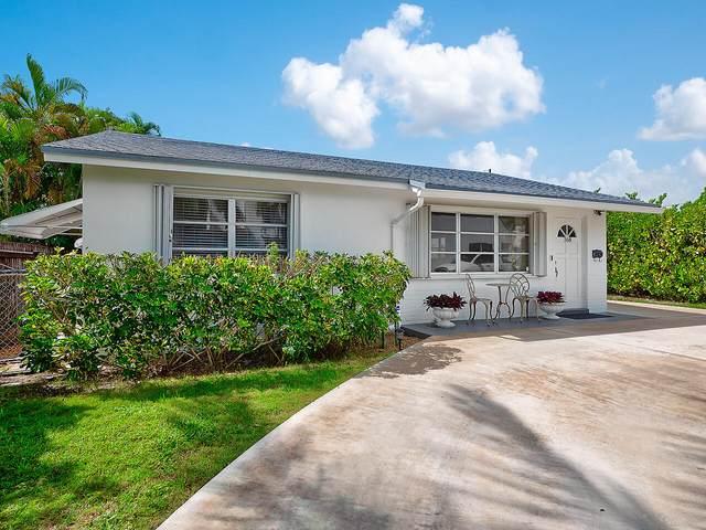 368 Plymouth Road, West Palm Beach, FL 33405 (MLS #RX-10743074) :: Berkshire Hathaway HomeServices EWM Realty