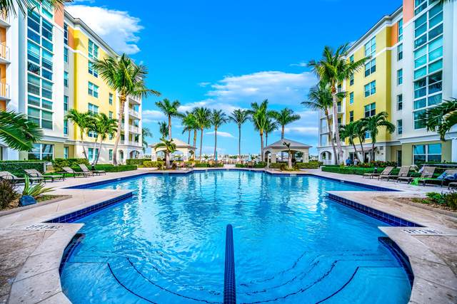 804 E Windward 519 Way #519, Lantana, FL 33462 (#RX-10748103) :: Posh Properties
