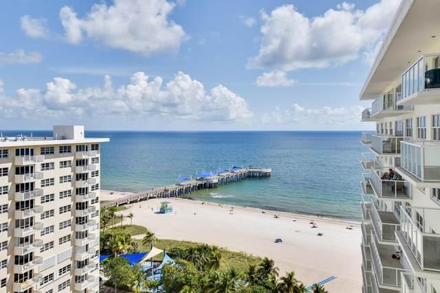 111 N Pompano Beach Boulevard #1903, Pompano Beach, FL 33062 (#RX-10749768) :: IvaniaHomes | Keller Williams Reserve Palm Beach