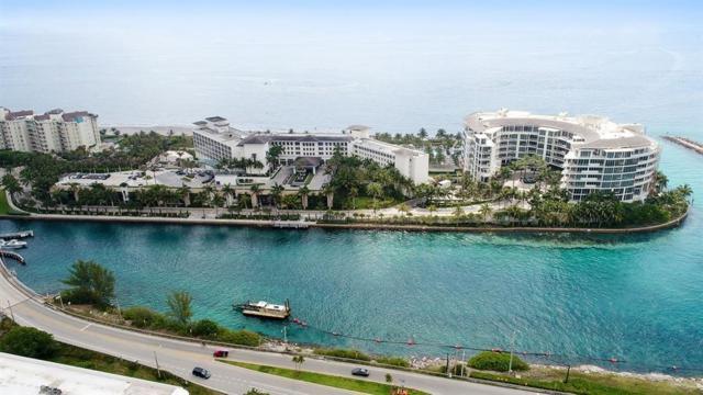 1000 S Ocean Boulevard #102, Boca Raton, FL 33432 (#RX-10335381) :: Ryan Jennings Group