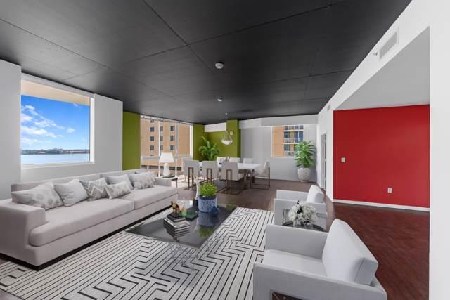 1617 N Flagler Drive #603, West Palm Beach, FL 33407 (#RX-10502381) :: Ryan Jennings Group