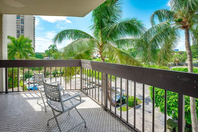 2400 Presidential Way #404, West Palm Beach, FL 33401 (#RX-10547906) :: Ryan Jennings Group