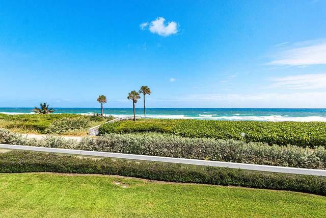 5111 N Ocean Boulevard A, Ocean Ridge, FL 33435 (#RX-10566651) :: Ryan Jennings Group