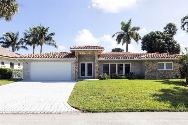 4010 NE 23rd Avenue, Lighthouse Point, FL 33064 (#RX-10574678) :: Ryan Jennings Group