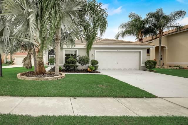 6411 Barton Creek Circle, Lake Worth, FL 33463 (MLS #RX-10578528) :: Berkshire Hathaway HomeServices EWM Realty