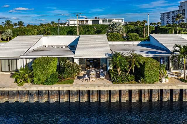 2275 S Ocean Boulevard T4, Palm Beach, FL 33480 (#RX-10579969) :: Ryan Jennings Group