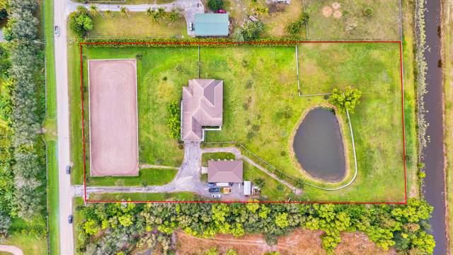 16433 Deer Path Lane, Wellington, FL 33470 (MLS #RX-10585877) :: Berkshire Hathaway HomeServices EWM Realty