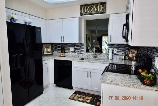7281 Amberly Lane #210, Delray Beach, FL 33446 (#RX-10588646) :: Ryan Jennings Group