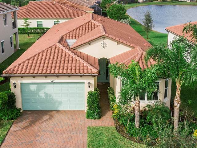 3003 Strada Court, Royal Palm Beach, FL 33411 (#RX-10589982) :: Ryan Jennings Group