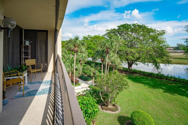 2450 Presidential Way #306, West Palm Beach, FL 33401 (#RX-10601890) :: Baron Real Estate
