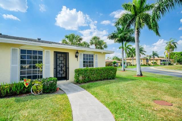 13893 Via Aurora D, Delray Beach, FL 33484 (#RX-10612437) :: Ryan Jennings Group