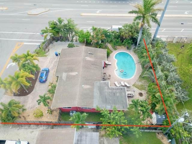 819 NW 26th Street, Wilton Manors, FL 33311 (MLS #RX-10638959) :: Castelli Real Estate Services