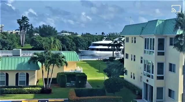 17 Colonial Club Drive #203, Boynton Beach, FL 33435 (#RX-10658045) :: Posh Properties
