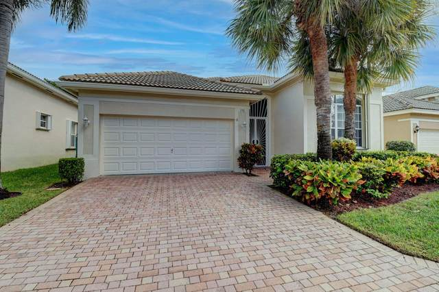 136 Palm Circle, Atlantis, FL 33462 (MLS #RX-10671643) :: Berkshire Hathaway HomeServices EWM Realty