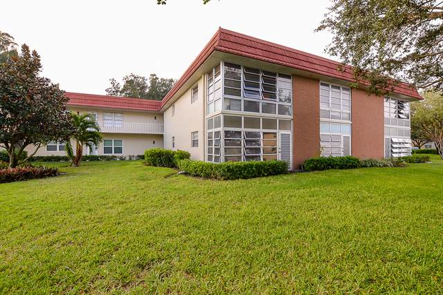 47 Woodland Drive #105, Vero Beach, FL 32962 (#RX-10675146) :: Baron Real Estate