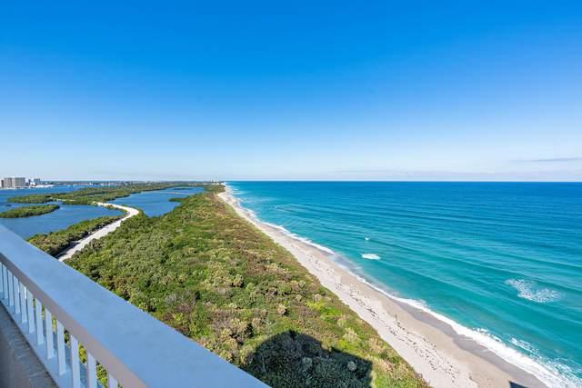 5550 N Ocean Drive 22A, Singer Island, FL 33404 (#RX-10678538) :: Signature International Real Estate